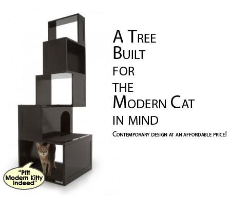 modern_cat_Tree