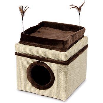 Petcos convertible cat ottoman